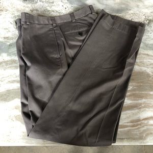 Brooks Brothers Advantage Chino Clark Gray 36/34